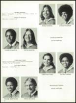 1979 Bay City High School Yearbook Page 44 & 45