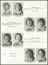 1979 Bay City High School Yearbook Page 52 & 53