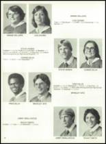 1979 Bay City High School Yearbook Page 54 & 55
