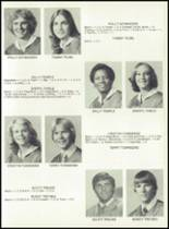 1979 Bay City High School Yearbook Page 56 & 57
