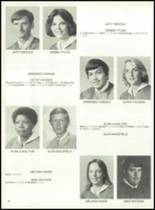 1979 Bay City High School Yearbook Page 58 & 59