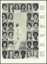 1979 Bay City High School Yearbook Page 78 & 79