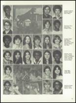 1979 Bay City High School Yearbook Page 80 & 81