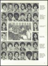 1979 Bay City High School Yearbook Page 82 & 83