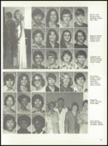 1979 Bay City High School Yearbook Page 84 & 85