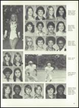 1979 Bay City High School Yearbook Page 86 & 87