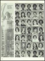 1979 Bay City High School Yearbook Page 94 & 95