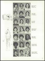 1979 Bay City High School Yearbook Page 98 & 99