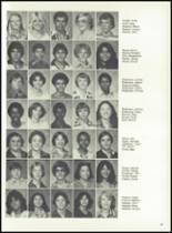 1979 Bay City High School Yearbook Page 100 & 101