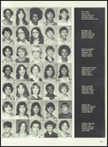 1979 Bay City High School Yearbook Page 110 & 111