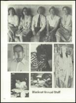 1979 Bay City High School Yearbook Page 122 & 123