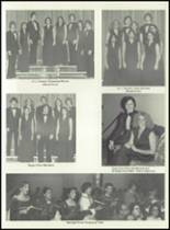 1979 Bay City High School Yearbook Page 124 & 125