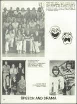 1979 Bay City High School Yearbook Page 126 & 127