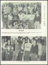 1979 Bay City High School Yearbook Page 128 & 129
