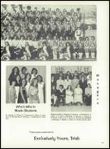 1979 Bay City High School Yearbook Page 132 & 133