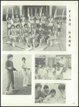 1979 Bay City High School Yearbook Page 134 & 135