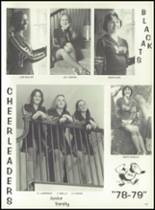 1979 Bay City High School Yearbook Page 138 & 139