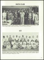 1979 Bay City High School Yearbook Page 140 & 141