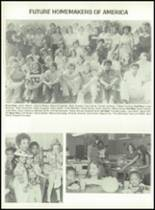 1979 Bay City High School Yearbook Page 142 & 143
