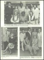 1979 Bay City High School Yearbook Page 144 & 145