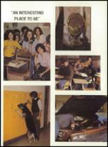 1979 Bay City High School Yearbook Page 152 & 153