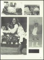 1979 Bay City High School Yearbook Page 162 & 163