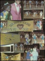 1979 Bay City High School Yearbook Page 164 & 165