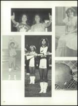 1979 Bay City High School Yearbook Page 166 & 167