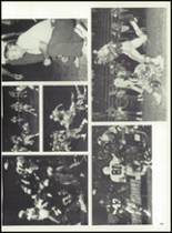 1979 Bay City High School Yearbook Page 168 & 169