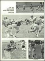 1979 Bay City High School Yearbook Page 170 & 171