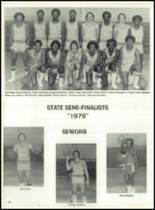 1979 Bay City High School Yearbook Page 174 & 175