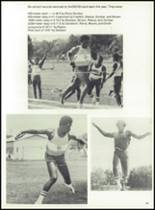 1979 Bay City High School Yearbook Page 184 & 185