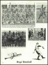 1979 Bay City High School Yearbook Page 186 & 187