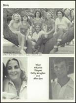 1979 Bay City High School Yearbook Page 192 & 193