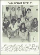 1979 Bay City High School Yearbook Page 198 & 199