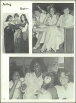 1979 Bay City High School Yearbook Page 210 & 211