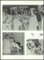 1979 Bay City High School Yearbook Page 216 & 217