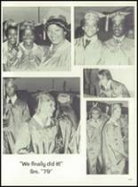 1979 Bay City High School Yearbook Page 218 & 219