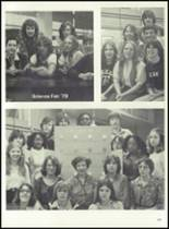 1979 Bay City High School Yearbook Page 228 & 229
