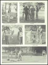 1979 Bay City High School Yearbook Page 232 & 233