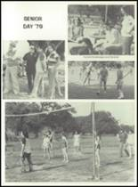1979 Bay City High School Yearbook Page 234 & 235