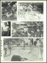1979 Bay City High School Yearbook Page 238 & 239
