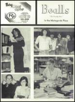 1979 Bay City High School Yearbook Page 244 & 245