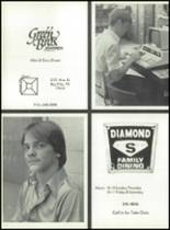 1979 Bay City High School Yearbook Page 248 & 249