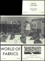 1979 Bay City High School Yearbook Page 252 & 253