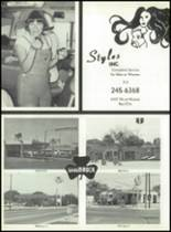 1979 Bay City High School Yearbook Page 256 & 257