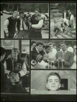 1988 St. Albans High School Yearbook Page 10 & 11