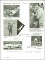 1988 St. Albans High School Yearbook Page 44 & 45