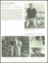 1988 St. Albans High School Yearbook Page 52 & 53