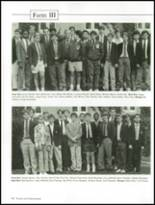 1988 St. Albans High School Yearbook Page 112 & 113